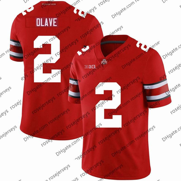 #2 Olave Red
