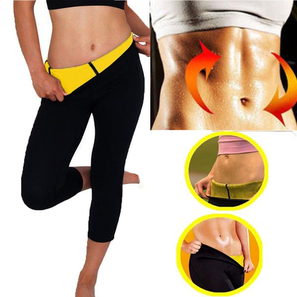 Neoprene Sauna Sweat Women Slimming Pant Body Shaper Belt Women Slimming Fat Burning Weight Loss Health Care Slimming Products