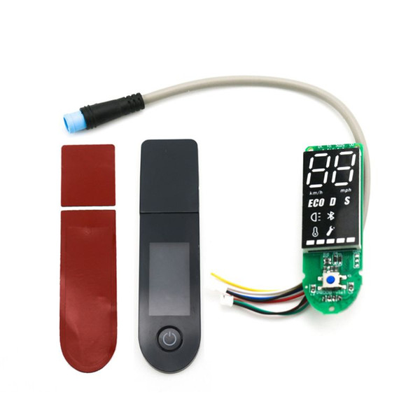 Bluetooth Board Scooter elettrico e Switch Panel Strumento di aggiornamento del circuito M365 per Xiaomi