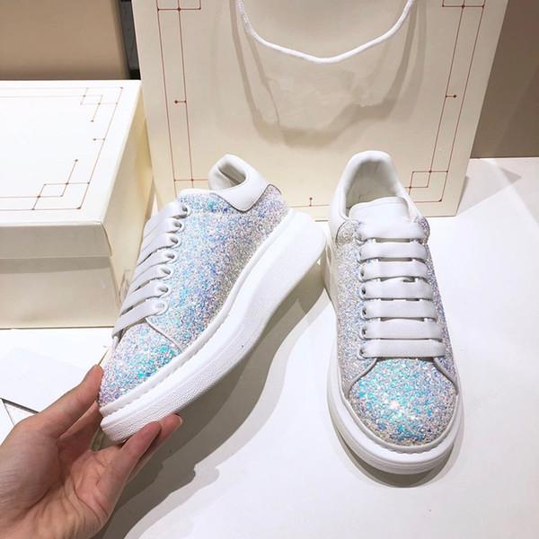 Sneakers Tasarımcı Lüks Ayakkabı Spor Moda Rahat Ayakkabılar Eğitmen Hafif Link-Kabartmalı Taban xrx190627