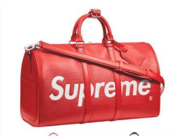 Stylish men's and women's travel bags large capacity duffel bags handbags light boarding exercise and fitness bags