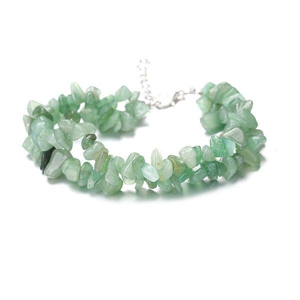 Turquoise Tree of Life Bracelet Stone Bracelets Colorful Wristlet Bangles Natural Stone Beaded Strands Women Gemstone Crystal Coral Jewelry