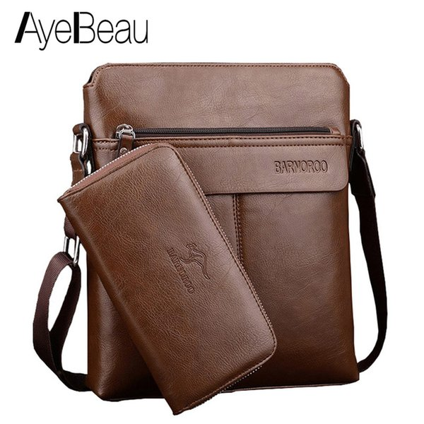 Cross Body Crossbody Shoulder For Male Messenger Bag Men Handbag And Purse Set Document Sholder Sac A Main Bolsas Bolsas Satchel