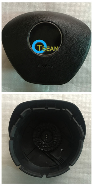 High Quality Car Driver Airbag Cover For VW polo 2015 Steering Wheel Airbag Cover With Logo Free shipping
