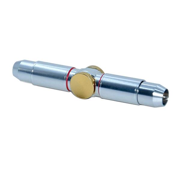 Legierung Stress Relief Pen Kontraktion Rotator Toy Pen kann zum Schreiben, Spielen und Dekomprimieren verwendet werden