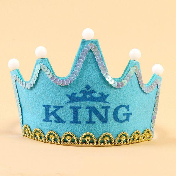mavi Kral