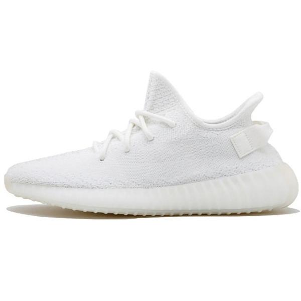 2019 Yeni Moonrock Korsan Siyah Oxford Tan Kaplumbağa Dove Gri Kadın Erkek Koşu Ayakkabıları Spor Kanye West Moda Rahat Sneakers