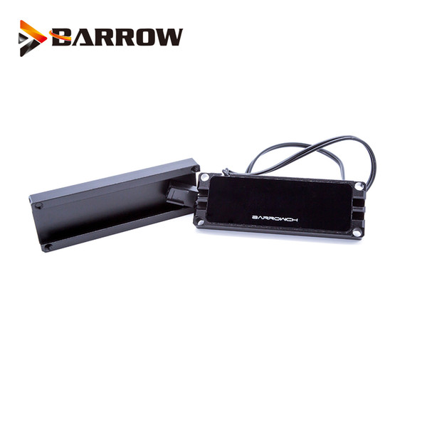 BARROW Thermometer use for 2280 \ 22110 PCI-E SSD \ SATA M.2 M2 SSD Real-time display of temperature / For 80mm/110mm M.2