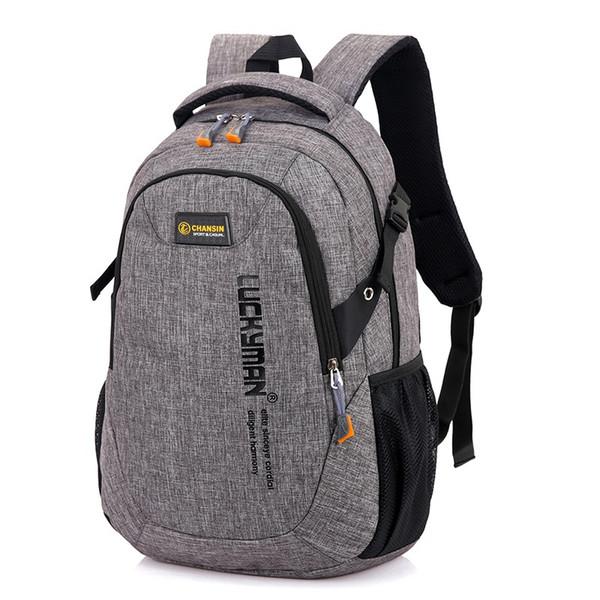 Fashion Men'S Backpack Bag Unisex Design