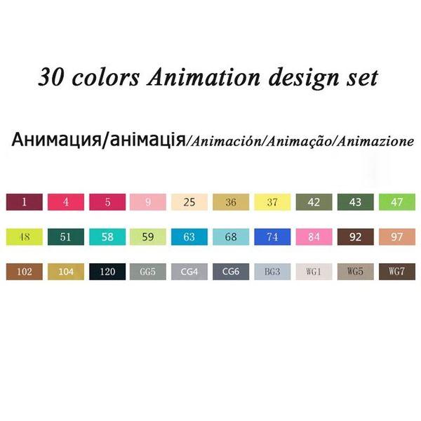 30 Animasyon Seti