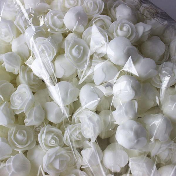 150 adet çiçek beyaz