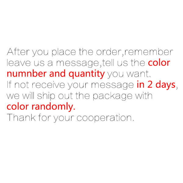 Message remark color
