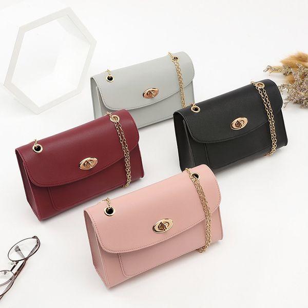 Women Bag Fashion Lady Shoulders Small Letter Purse Mobile Phone Messenger Sling bags for women 2019 pochette femme
