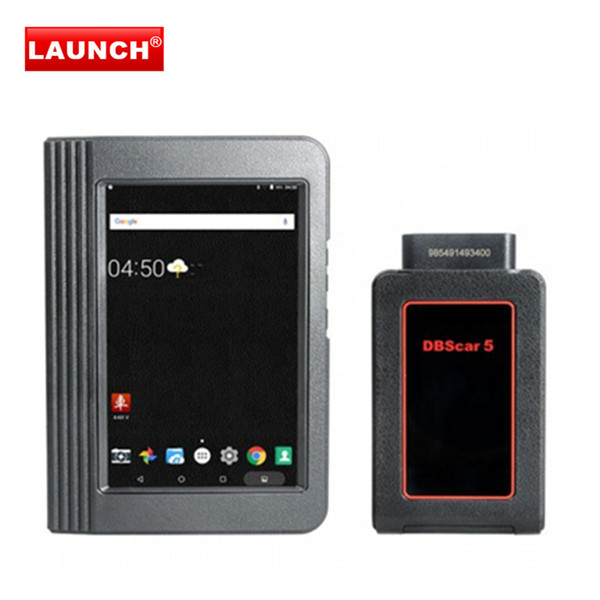 (Ship from US)Launch X431 V 8inch Tablet Wifi/Bluetooth Full System Diagnostic Tool Two Years Free Update Online X431 V