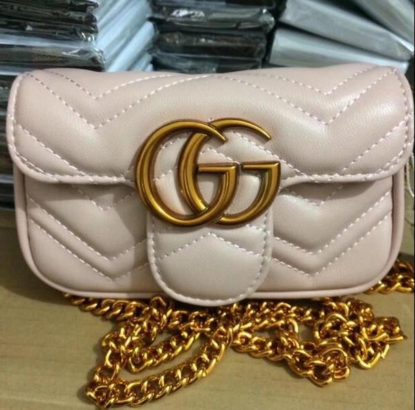 Hot fashion retro handbag handbag wallet leather chain bag messenger bag and shoulder bag