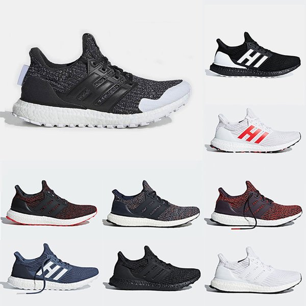 Legend Ink Ultra 4.0 Running shoes Noble Active Red Raw Desert Candy Cane Triple Black white Grey outdoor sports men women sneakers