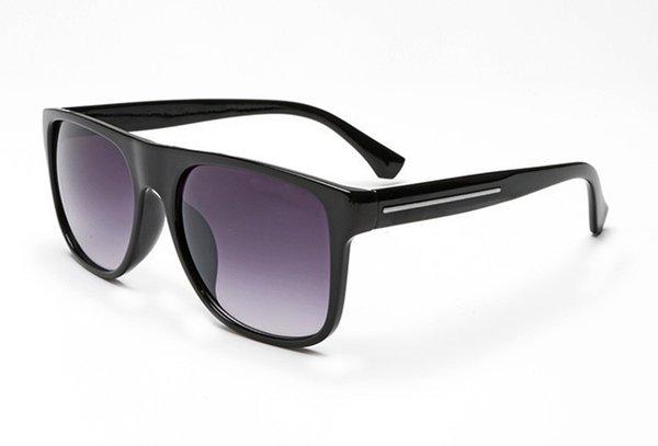 Lentes de sol de marca Gafas sombras al aire libre capítulo de la PC clásica de las señoras de moda de lujo de gafas de sol Espejos de la Mujer 4014