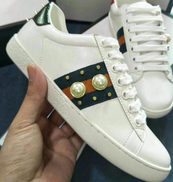 Avec Box Sneaker Casual chaussures formateurs Designer chaussures mode chaussures de sport meilleure qualité pour homme femme livraison gratuite par bag07 KQ1302 1-10
