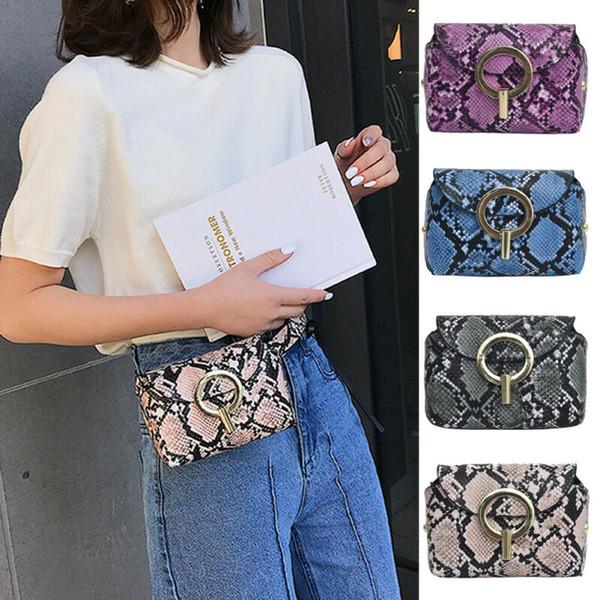 bolsas de hombro crossbody las mujeres bolso de mano del monedero de piel de serpiente para las mujeres de lujo bolsas de bolsos de diseño taleguilla del mensajero