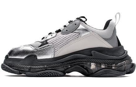 noir gris argent