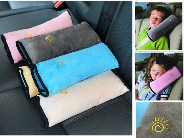 NEW 1PC Soft Kids Car Auto Safety Seat Belt Vehicle  Shoulder Pad Cover