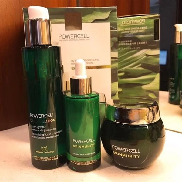 Brand powercell kinmunity the erum et e ential lotion moi turize creme hydrating kin care 3pc et