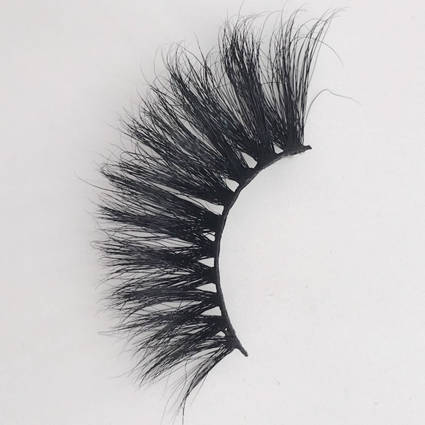 3D 25mm Dramatic Long lashes 2019 New Style Charming Eyelashes Mink lashes Manufacturer with Private Label Packaging