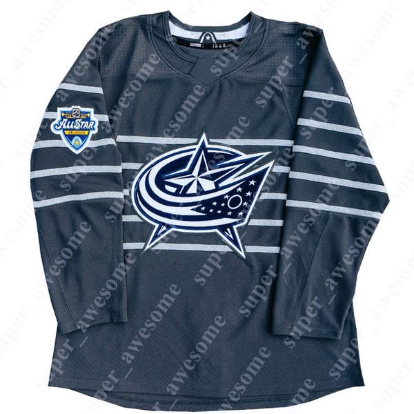 Columbus Blue Jackets Cinza