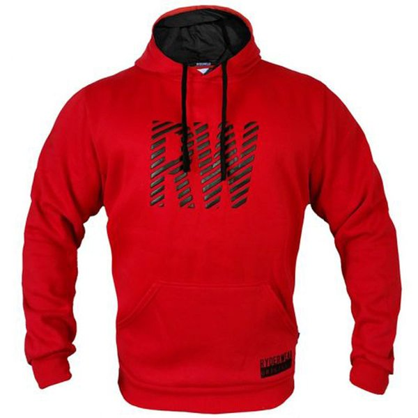 2019 nouvelle mode Muscle Fitness Brothers Automne et Hiver Sports Loisirs En Peluche Épaissie À Manches Longues Sanitary Clothest gym hoodies manteau