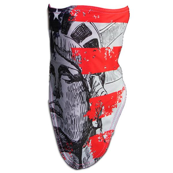 PROPRO Ski Mask Skiing Snowboard Cycling Camping Outdoor Face Mask Breathable Scarf Neck Guard Bandanas Half Cover Warm Mask