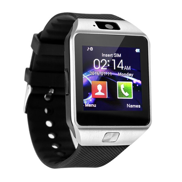 best selling DZ09 smart watch android smartwatch SIM Intelligent mobile phone watch can record the sleep state bluetooth smart watches