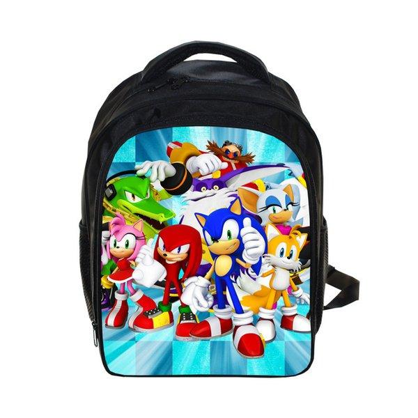 1pcs Sonic backpack