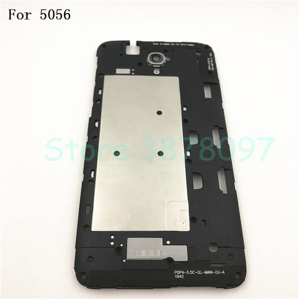 Alcatel one Touch Pop 4 Için orijinal Siyah Ön LCD Konut Kapak artı OT5056 5056 Onarım parçaları