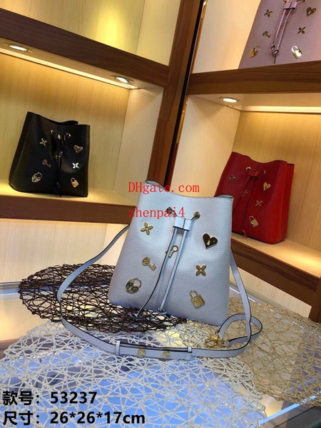Brand handbags purses 2019 brand fashion woman bags backpack crossbody bag bucket bag bolsa de hombro High capacity Drawstring handbag