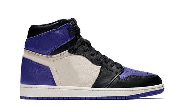 Court Purple