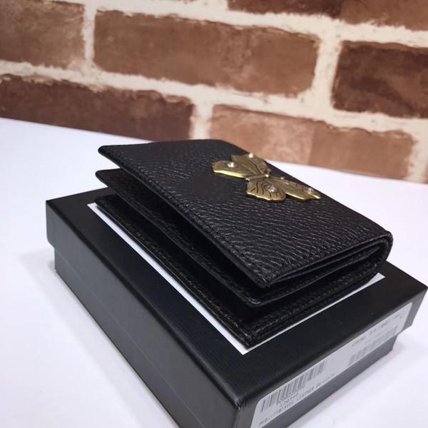 la entrega gratuita de las mujeres famosos de la marca de moda bolso de la bolsa de decoración cartera de piel de mariposa de metal bolso de lujo de alta calidad