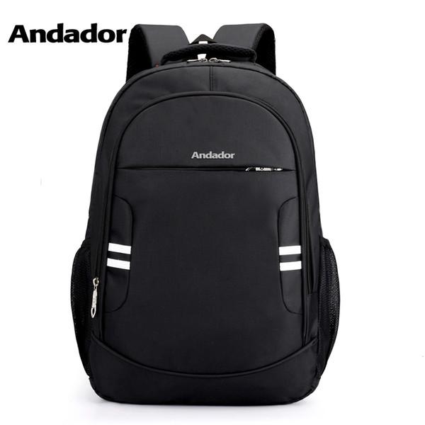 Fashion black male 15.6 inch laptop backpack men travel backpack for travel larger capacity new Men casual backpacks school bag