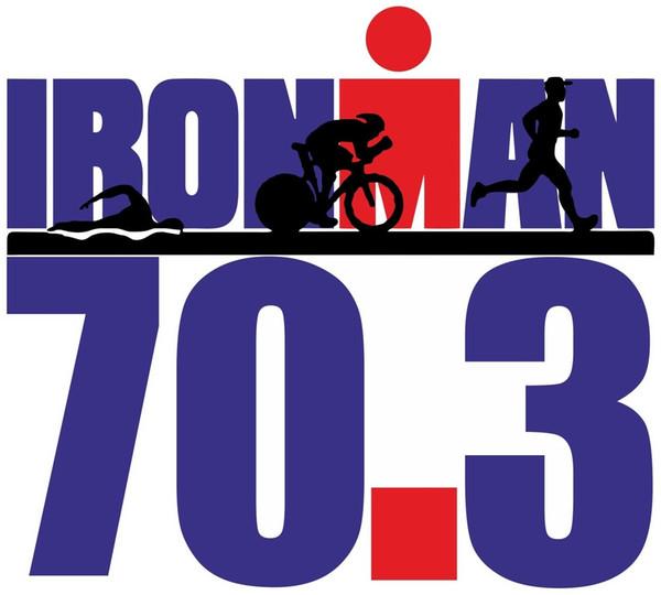 70.3 Ironman atleta de triatlón camiseta deportes extremos ciclismo natación corriendo Harajuku moda clásico único envío gratis