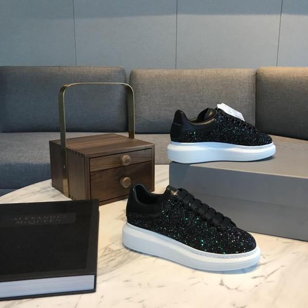 2019W de las mujeres zapatos casuales de alta calidad, primavera y otoño de lujo al aire libre de los zapatos de viaje entrega rápida de embalaje caja original