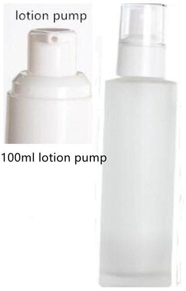 100ml lotion pump bottle