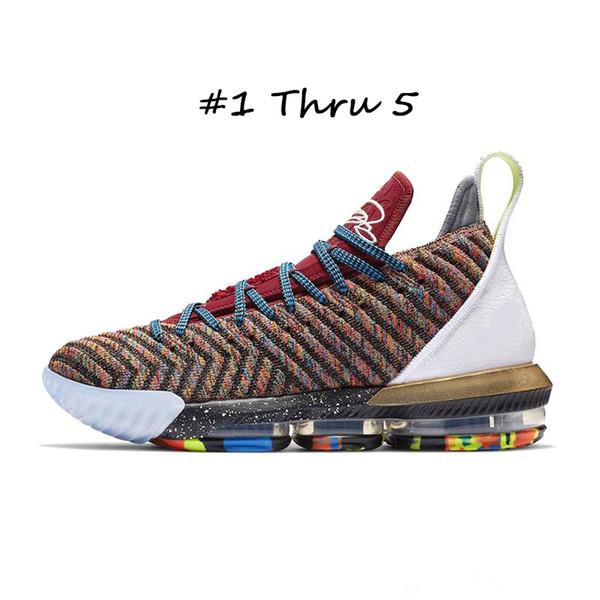 #1 Thru 5
