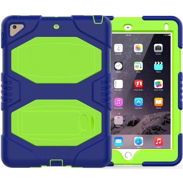 Rugged Armor Military Survival shockproof Heavy Duty Tablet Cover for ipad Air 3 2019 10.5 2017 Defender Protector Case