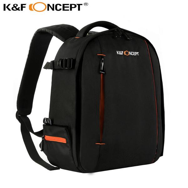 KF CONCEPT di alta qualità DSLR impermeabile fotocamera reflex zaino del sacchetto della cassa multifunzionale Zaino per per