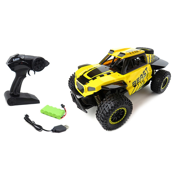 wholesale SL - 146A 1/18 2.4GHz 20 - 25km/h Independent Suspension Spring Off Road Vehicle Remote Control RC Crawler Car