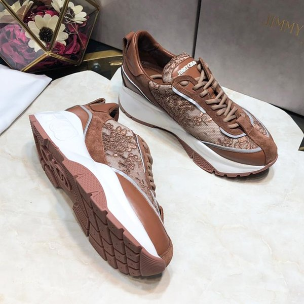 Summer new high quality ladies casual sports shoes fashion casual shoes tennis shoes party tie with original packaging qw