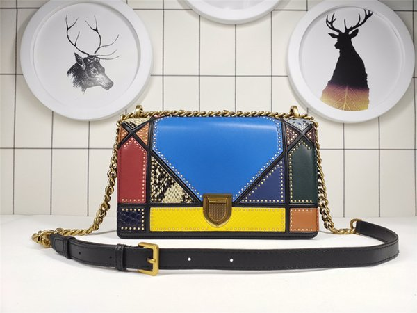Tote Bag Lady Bag Messenger Bags Fashion Chain Shoulder Bag Handbag High Quality Backpack