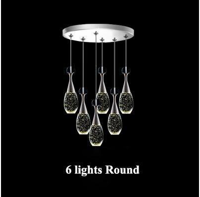 6 أضواء الجولة