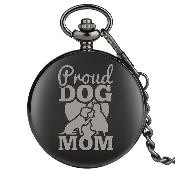 maman fière de chien
