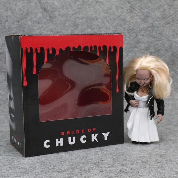 Bride Chucky in box