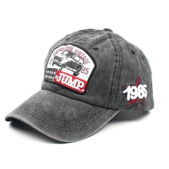 baseball caps men and women street trend wash retro duck caps spring and summer outing sun hats